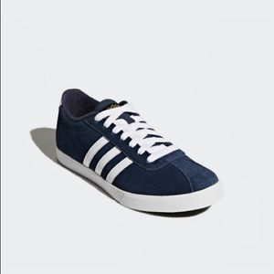 Adidas Women's Courtset Sneakers Shoes-Size 7